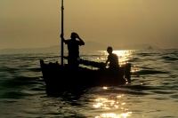 Greek Fishermen