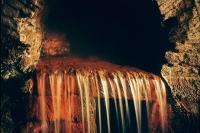 Roman Baths. Great Drain