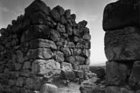Mycenae. Cyclopean Walls