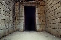 Mycenae. Tomb of Argamemnon