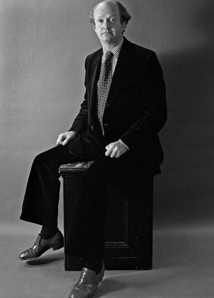 Auberon Waugh - Portrait Photographer