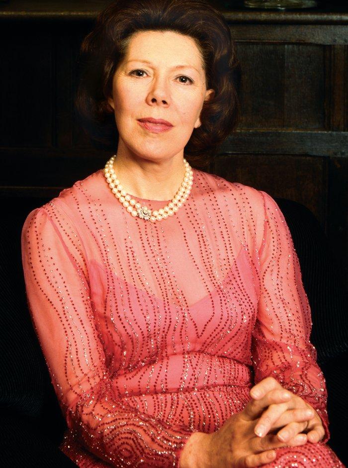 Dame Janet Baker - Portrait Photographer