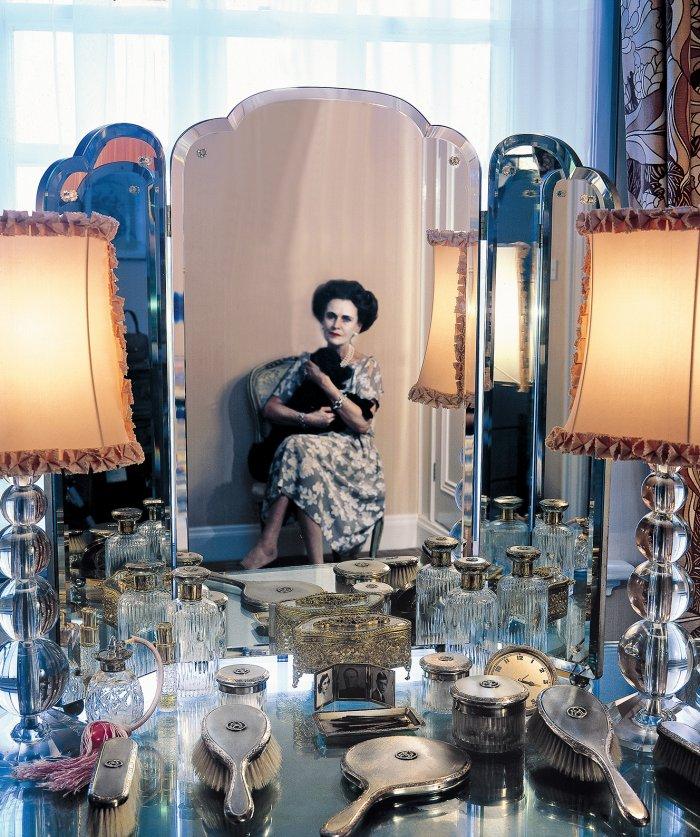 Duchess of Argyll - Portrait Photographer