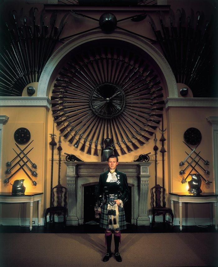 Duke of Argyll - Portrait Photographer