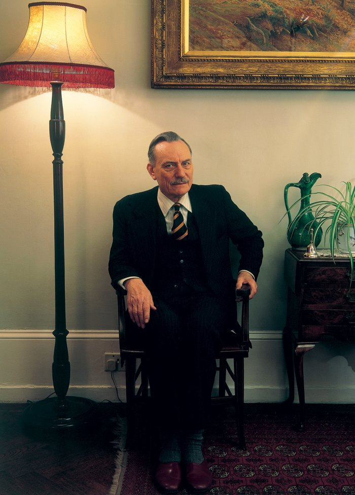 Enoch Powell - Portrait Photographer