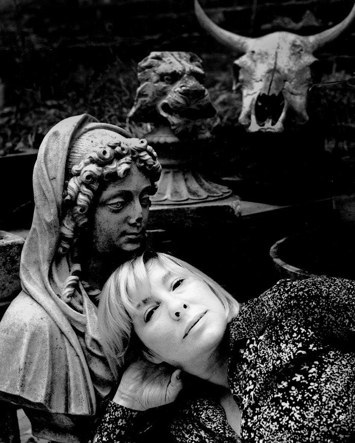 Fay Weldon - Portrait Photographer