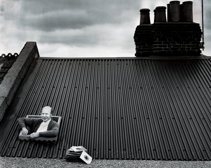 Roy Plomley - Portrait Photographer